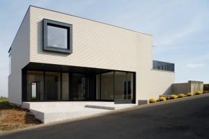 Neubau-Buero-Holzbau-Roessner-2008-Eingangsbereich